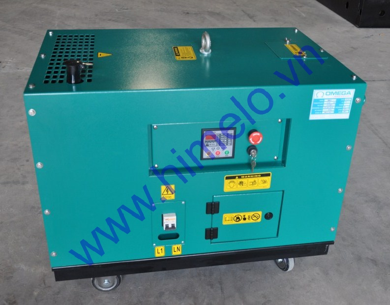 Máy phát điện 1 pha 8KVA