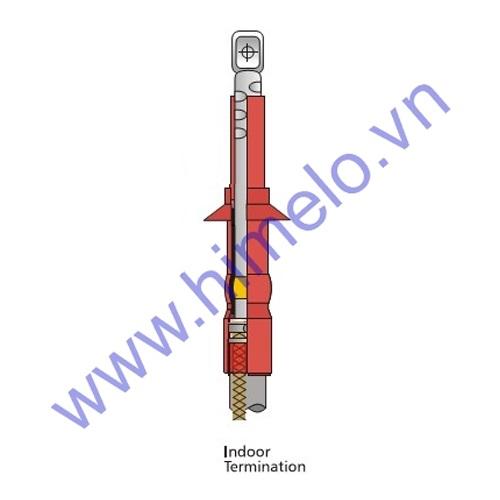 Đầu cáp co nhiệt 1 pha 35kV (36kV) trong nhà hãng 3M