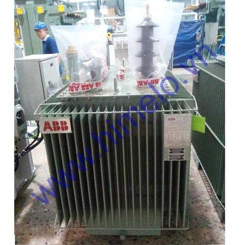 Máy biến áp dầu kiểu kín ABB 35kV