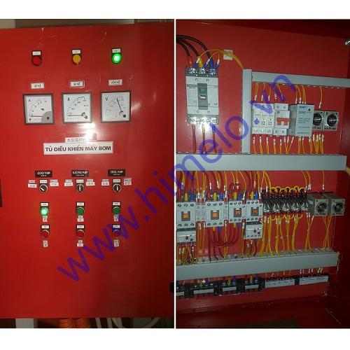 Tủ điều khiển bơm phòng cháy chữa cháy