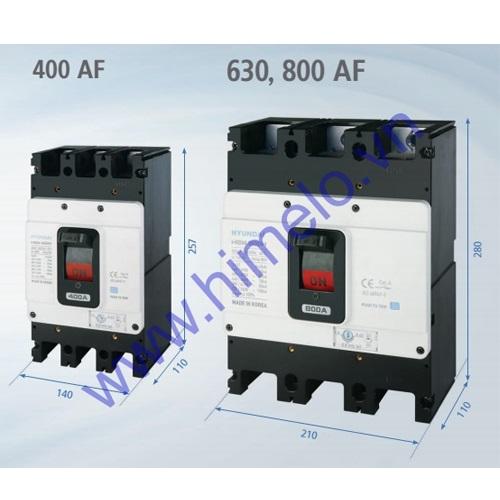 Aptomat Hyundai MCCB HG-SERIES