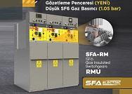 SFA ELECTRIC - TỦ TRUNG THẾ 40.5KV, TỦ RMU 40.5KV THỔ NHĨ KỲ