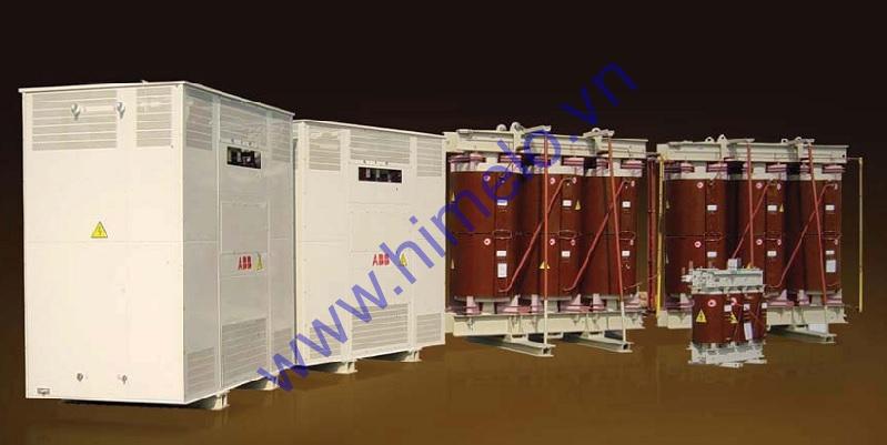 Máy biến áp khô ABB 3 pha